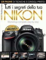 Copertina Nikon Photografy Speciale n.6