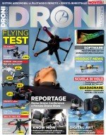 Copertina Droni Magazine n.1