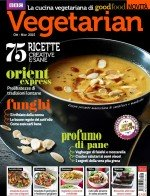Copertina BBC Vegetarian n.1