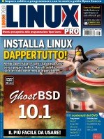 Copertina Linux Pro n.166