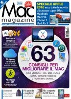Copertina Mac Magazine n.89