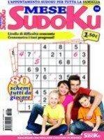 Copertina Sudoku Mese n.96