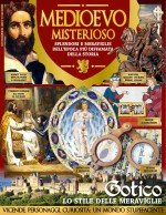 Copertina Medioevo Misterioso n.3