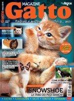 Copertina Gatto Magazine n.95