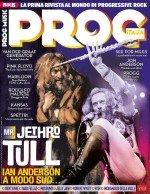 Copertina Classic Rock Prog n.8