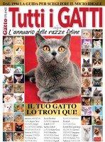 Copertina Gatto Magazine Razze Speciale n.14