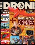 Copertina Droni Magazine n.8