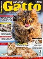 Copertina Gatto Magazine n.101