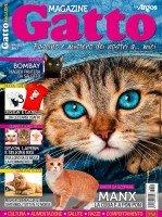 Copertina Gatto Magazine n.104