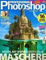 Copertina Professional Photoshop n.31
