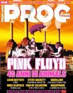 Copertina Classic Rock Prog n.11