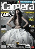 Copertina Digital Camera Magazine n.155
