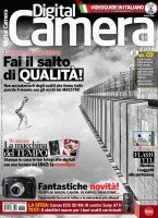 Copertina Digital Camera Magazine n.163