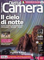 Copertina Digital Camera Magazine n.166