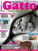 Copertina Gatto Magazine n.97