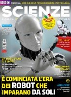Copertina Science World Focus n.53
