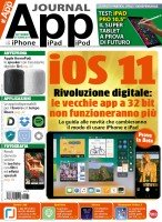 Copertina App Journal n.72