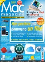 Copertina Mac Magazine n.105