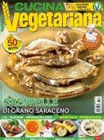 Copertina La Mia Cucina Vegetariana n.78