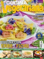Copertina La Mia Cucina Vegetariana n.82