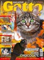 Copertina Gatto Magazine n.109