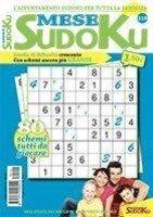 Copertina Sudoku Mese n.110