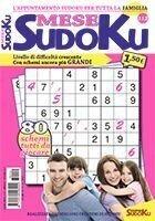 Copertina Sudoku Mese n.112