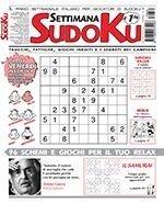 Copertina Settimana Sudoku n.632