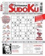 Copertina Settimana Sudoku n.645