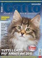 Copertina Gatto Magazine n.85