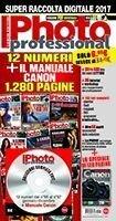 Copertina Professional Photo Raccolta pdf n.3