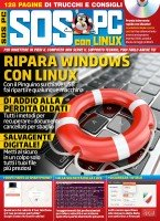 Copertina Linux Pro Manuale n.3