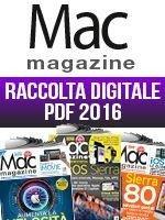 Copertina Mac Magazine Raccolta Pdf (digitale) n.1