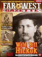 Copertina Far West Gazette n.1