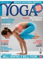Copertina Vivere lo Yoga n.81