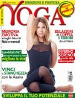 Copertina Vivere lo Yoga n.84