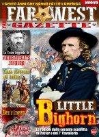 Copertina Far West Gazette n.3