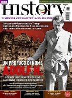 Copertina BBC History n.85