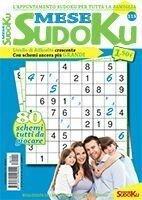 Copertina Sudoku Mese n.115