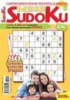 Copertina Sudoku Mese n.116
