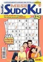 Copertina Sudoku Mese n.119