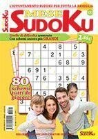 Copertina Sudoku Mese n.121