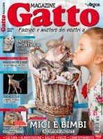 Copertina Gatto Magazine n.114