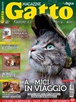 Copertina Gatto Magazine n.116