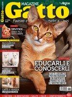 Copertina Gatto Magazine n.118