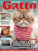 Copertina Gatto Magazine n.119
