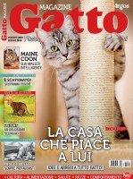 Copertina Gatto Magazine n.120