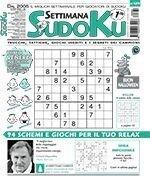 Copertina Settimana Sudoku n.689