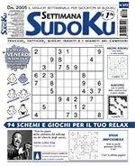 Copertina Settimana Sudoku n.692