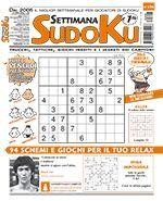 Copertina Settimana Sudoku n.696